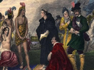 O MISSIONÁRIO E O ÍNDIO ou a superioridade de uma cultura em relação a outra
