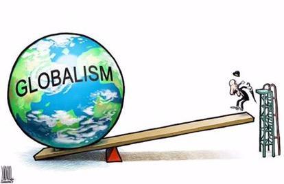 A reação óbvia ao modelo globalista