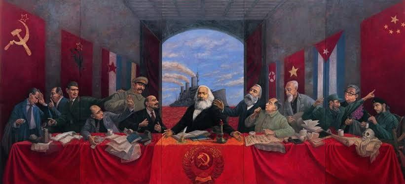 A natureza espiritual maligna do marxismo